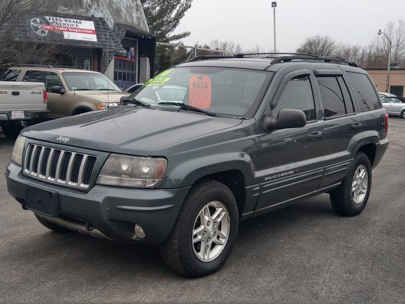 Amazing 2004 Jeep Grand Cherokee Laredo