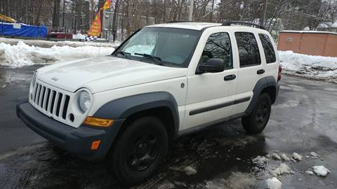 2007 Jeep Liberty for sale at United Auto Service in Leominster MA