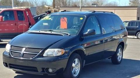 2006 Dodge Grand Caravan for sale at United Auto Service in Leominster MA
