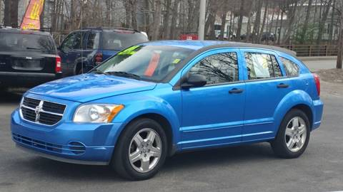 2008 Dodge Caliber for sale at United Auto Service in Leominster MA