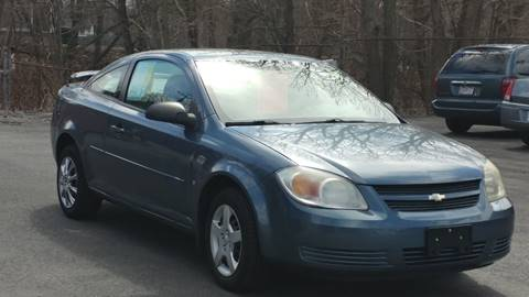2007 Chevrolet Cobalt for sale at United Auto Service in Leominster MA