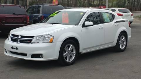 2013 Dodge Avenger for sale at United Auto Service in Leominster MA