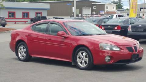 2006 Pontiac Grand Prix for sale at United Auto Service in Leominster MA