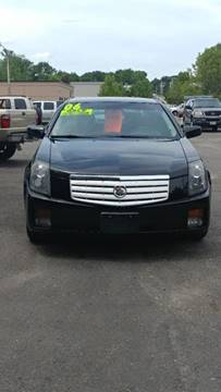2006 Cadillac CTS for sale at United Auto Service in Leominster MA