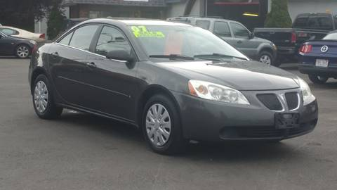 2007 Pontiac G6 for sale at United Auto Service in Leominster MA