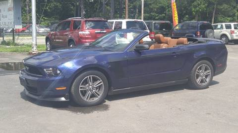 2010 Ford Mustang for sale at United Auto Service in Leominster MA