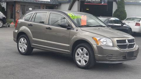 2007 Dodge Caliber for sale at United Auto Service in Leominster MA