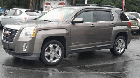 2012 GMC Terrain for sale at United Auto Service in Leominster MA