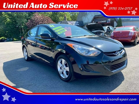 Used Cars Leominster Ma >> United Auto Service Car Dealer In Leominster Ma