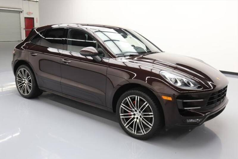 2016 Porsche Macan for sale at United Auto Service in Leominster MA
