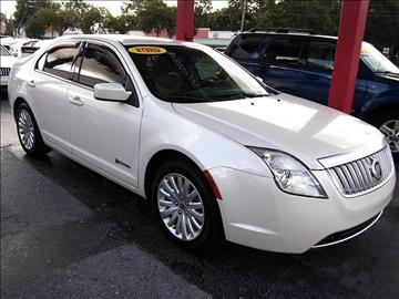2010 Mercury Milan Hybrid for sale in Clearwater, FL