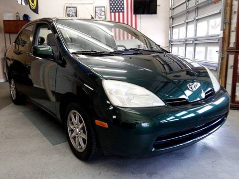 2003 Toyota Prius for sale in Clearwater, FL