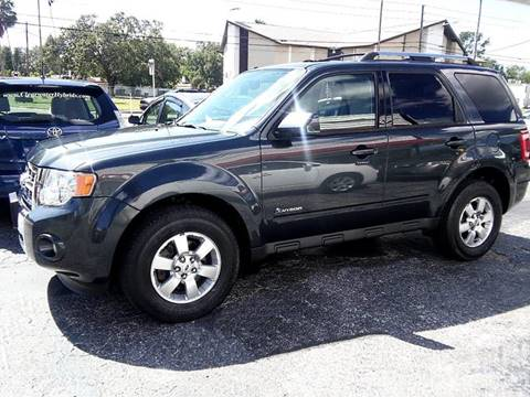 2010 Ford Escape Hybrid for sale in Clearwater, FL