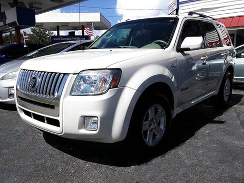 2009 Mercury Mariner Hybrid for sale in Clearwater, FL