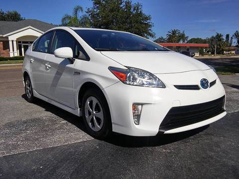 2013 Toyota Prius for sale in Clearwater, FL