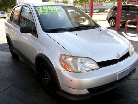 2000 Toyota ECHO for sale in Clearwater, FL