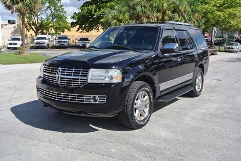 2008 Lincoln Navigator for sale in Miami, FL
