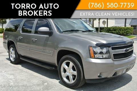 2007 Chevrolet Suburban for sale at Torro Auto Brokers in Miami FL