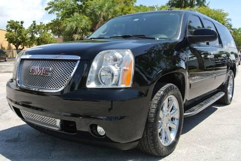 2010 GMC Yukon XL for sale in Miami, FL