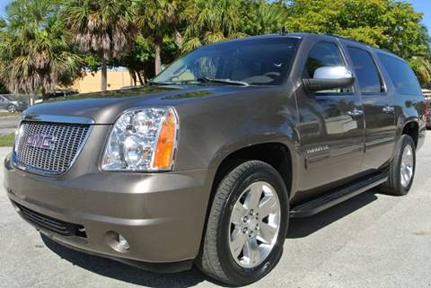 2013 GMC Yukon XL for sale in Miami, FL