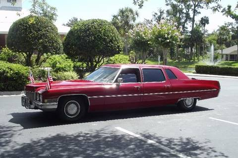 1971 Cadillac Fleetwood for sale in Phoenix, AZ