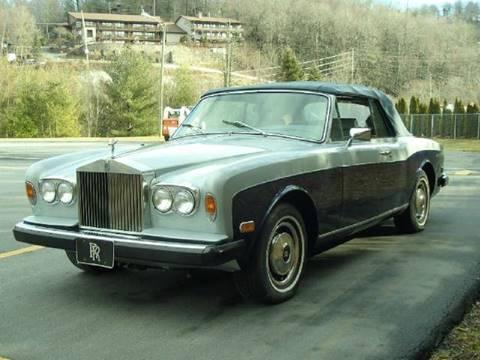 Rolls-Royce Corniche For Sale - Carsforsale.com®