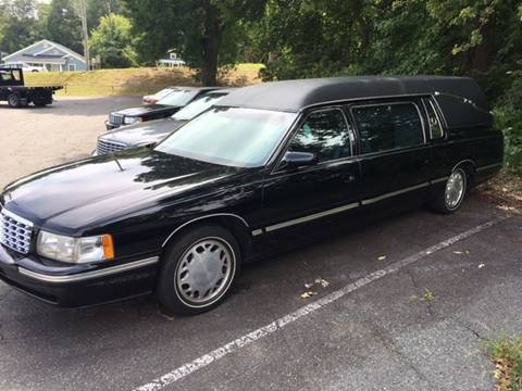 1998 Cadillac Deville Professional for sale in Houston, TX