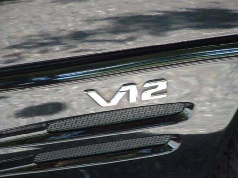 1997 Mercedes-Benz 600-Class