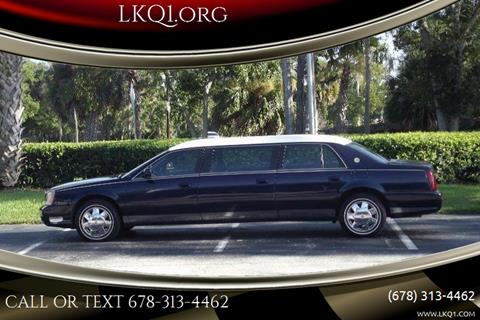 2004 Cadillac Deville Professional for sale in Ocean Springs, MS