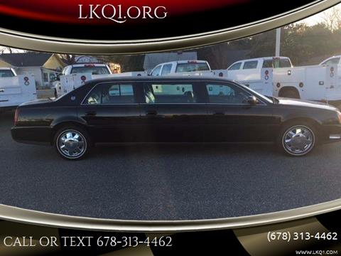 2002 Cadillac Deville Professional for sale in Ocean Springs, MS