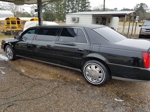 2002 Cadillac Deville Professional