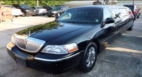 2011 Lincoln Town Car For Sale In Savannah Ga Carsforsale Com