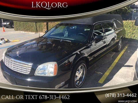 2003 Cadillac DeVille for sale in We Help Ship Worldwide!, AZ