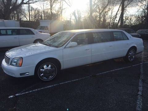 Limousines For Sale In Clayton Nc Carsforsale Com