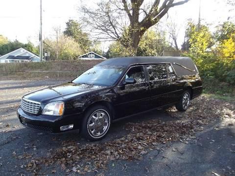2001 Cadillac Deville Professional for sale in Phoenix, AZ