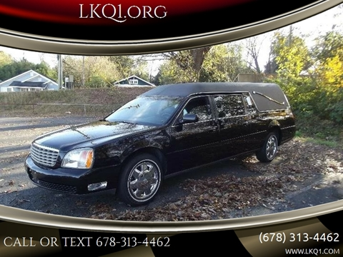 2001 Cadillac Deville Professional for sale in We Help Ship Worldwide!, AZ
