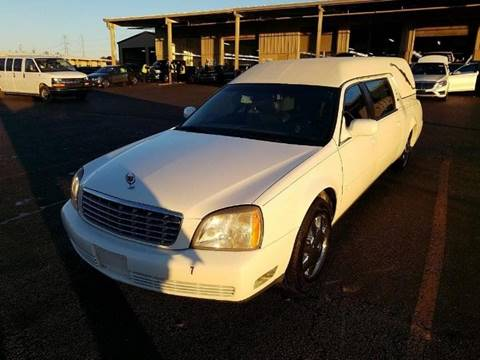 2004 Cadillac Deville Professional for sale in Phoenix, AZ