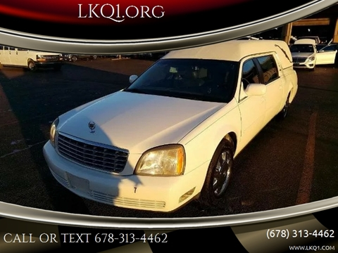 2004 Cadillac Deville Professional for sale in We Help Ship Worldwide!, AZ