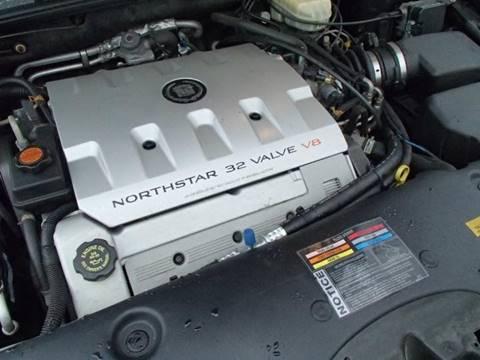 2001 Cadillac Deville Professional