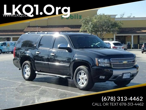 2008 Chevrolet Suburban for sale in We Help Ship Worldwide!, AZ