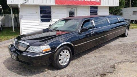 2007 Lincoln Town Car for sale in Ocean Springs, MS