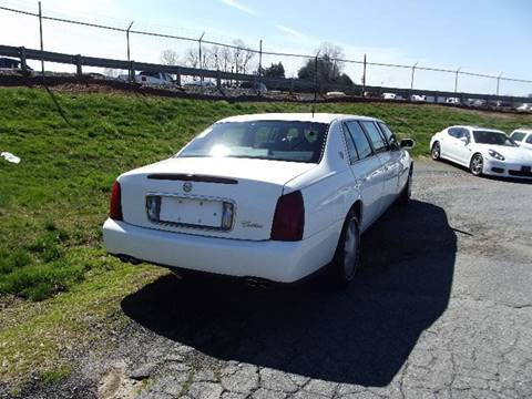 2001 Cadillac Deville Professional