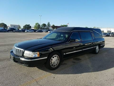 1999 Cadillac Deville Professional for sale in We Help Ship Worldwide!, AZ