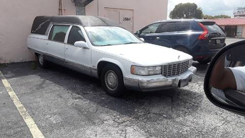1995 Cadillac Fleetwood for sale in We Help Ship Worldwide!, AZ