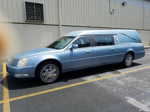 2008 Cadillac DTS Pro for sale in We Help Ship Worldwide!, AZ