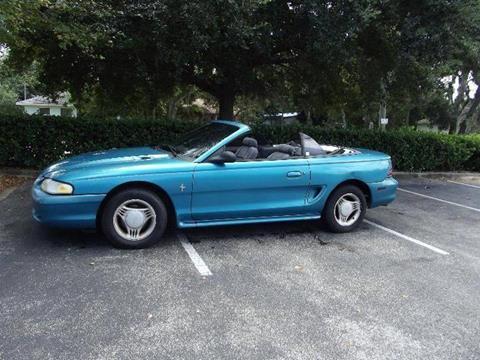 1994 Ford Mustang for sale in Atlanta, GA