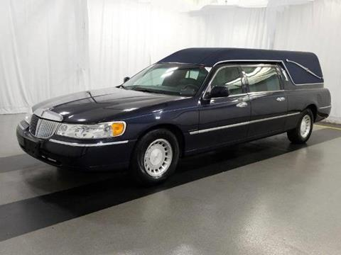 2000 Lincoln Town Car for sale in Ocean Springs, MS