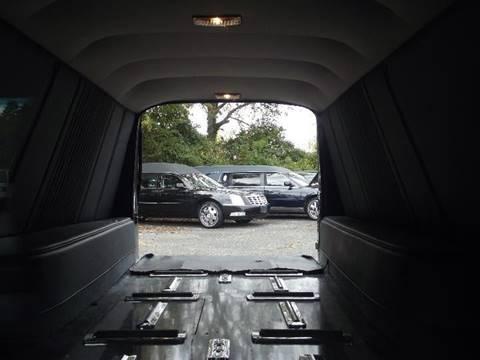 2003 Cadillac Deville Professional
