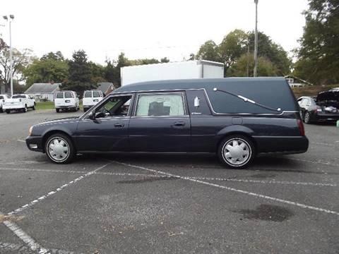 2000 Cadillac Deville Professional for sale in Atlanta, GA