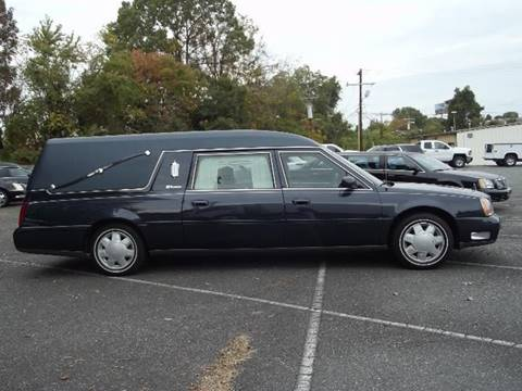 2000 Cadillac Deville Professional